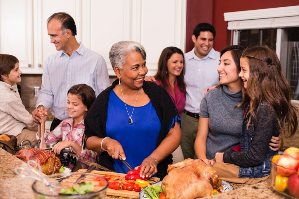 Eating Healthily During the Holidays
