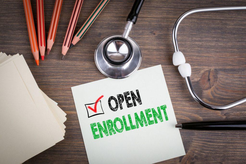 Open Enrollment Time