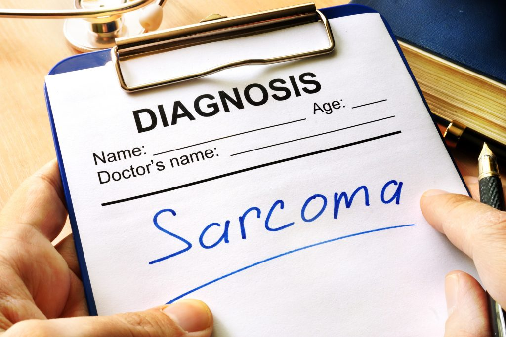 July is Sarcoma Awareness Month