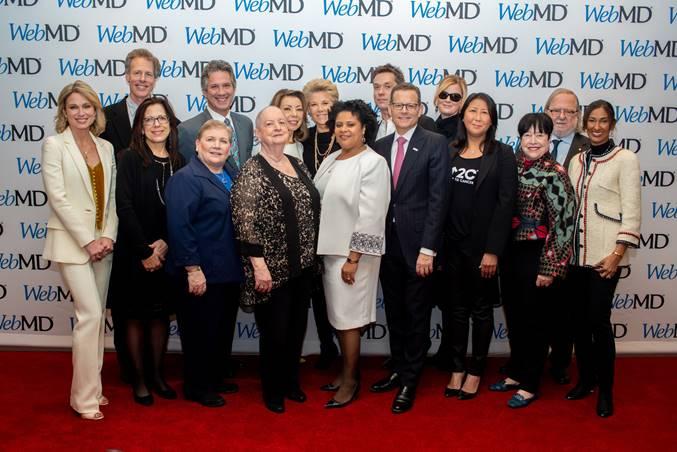 Work Stride program developer celebrated as WebMD Health Hero