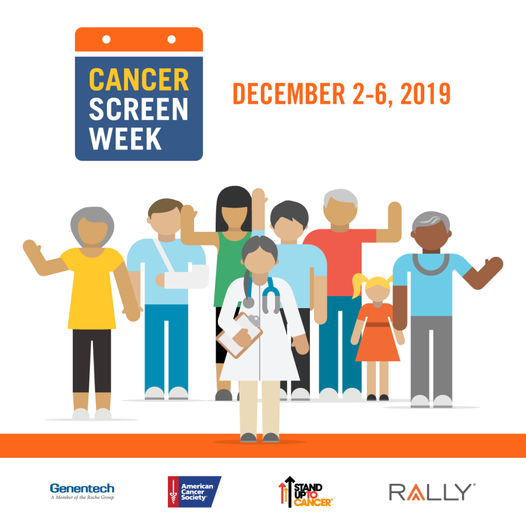 Cancer Screen Week 2019