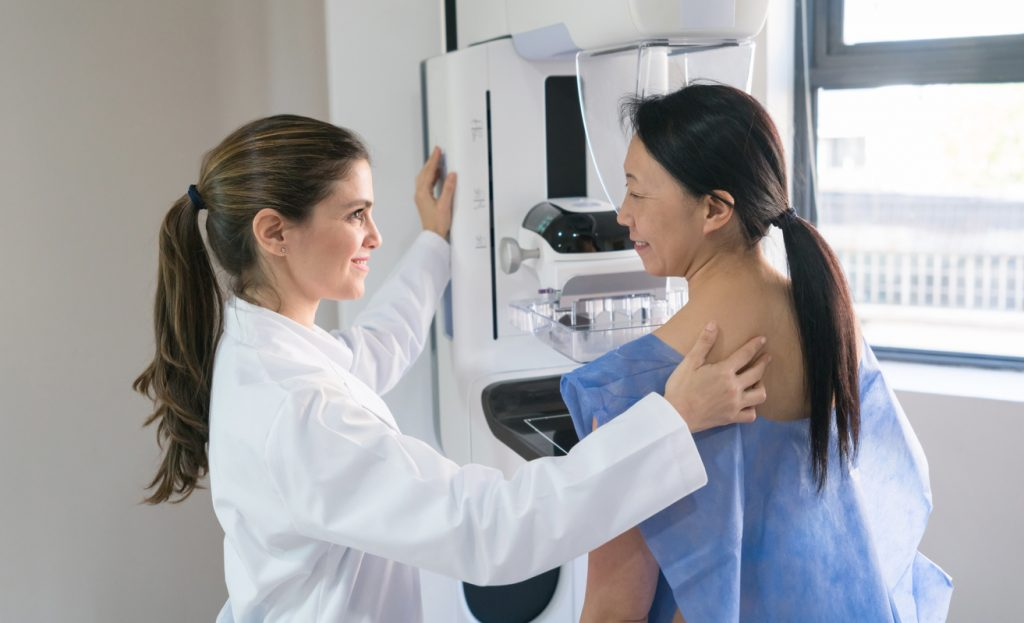 COVID-19 and Mammograms