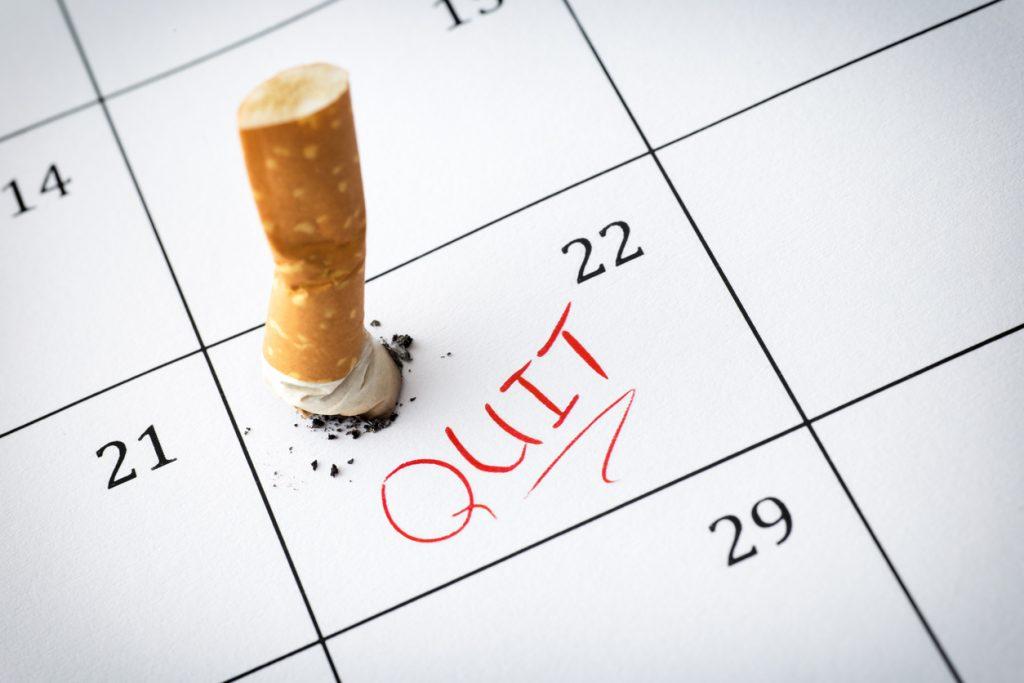 November – Great American Smokeout